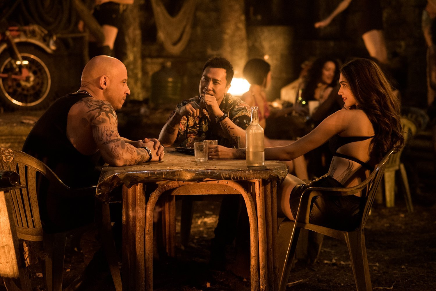 Xxx: The Return Of Xander Cage (Movie) Review 1