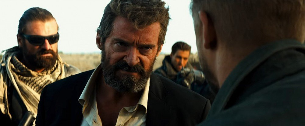 Logan Movie - Rated R Swan Song (2017) Review