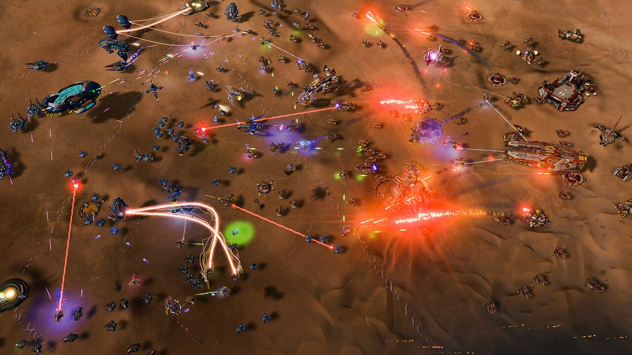 Ashes of Singularity: Escalation Gets an Update