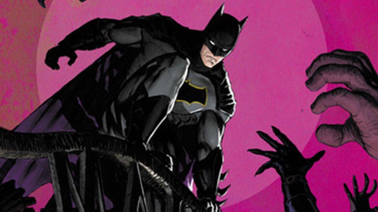 Batman Rebirth: I Am Suicide Comic Review