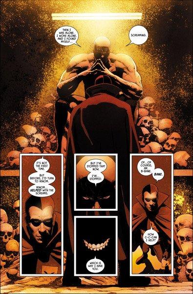 Batman Rebirth: I Am Suicide Comic Review 2