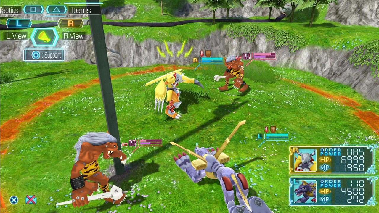 Digimon World Next Order Review - A Stressful Chore 1