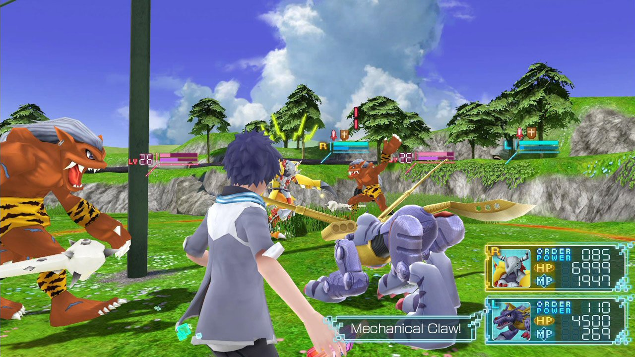 Digimon World Next Order Review - A Stressful Chore 3