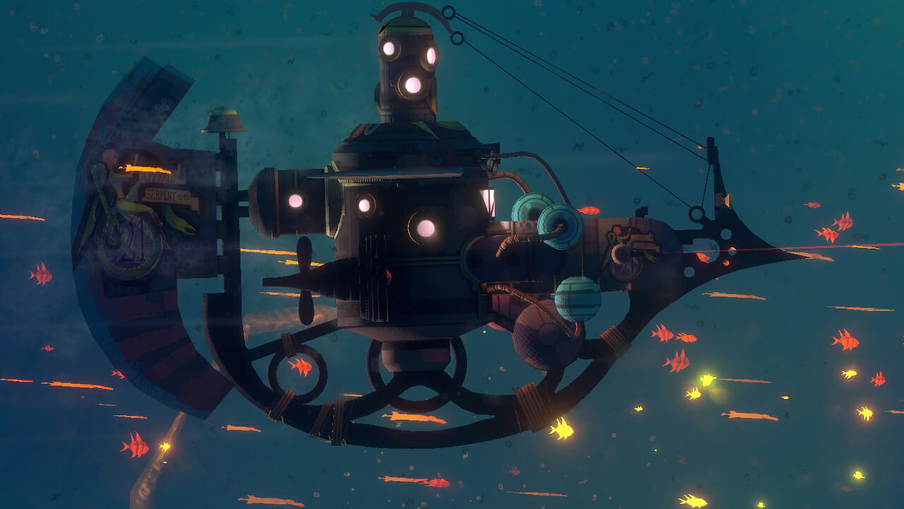 Diluvion Review - Dark Souls Underwater 1