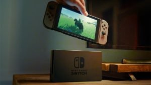 Download Size of Nintendo Switch Launch Lineup Revealved