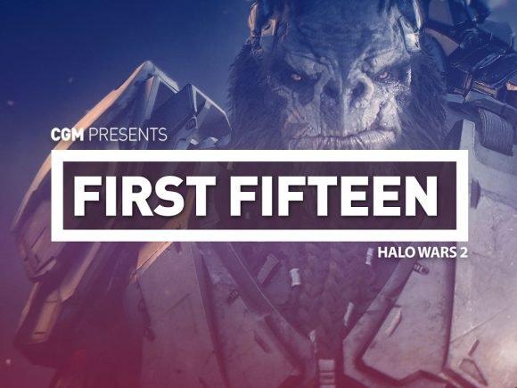 First 15: Halo Wars 2 1