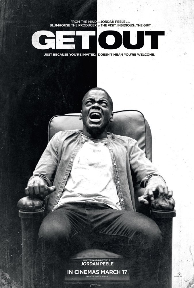 Get Out Movie Review - Smart Horror Satire 3