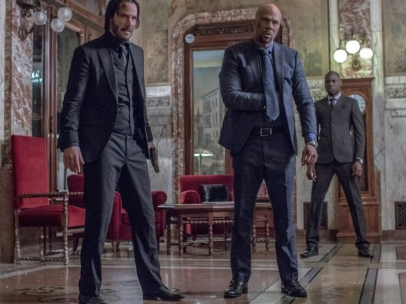 John Wick: Chapter 2 (Movie) Review