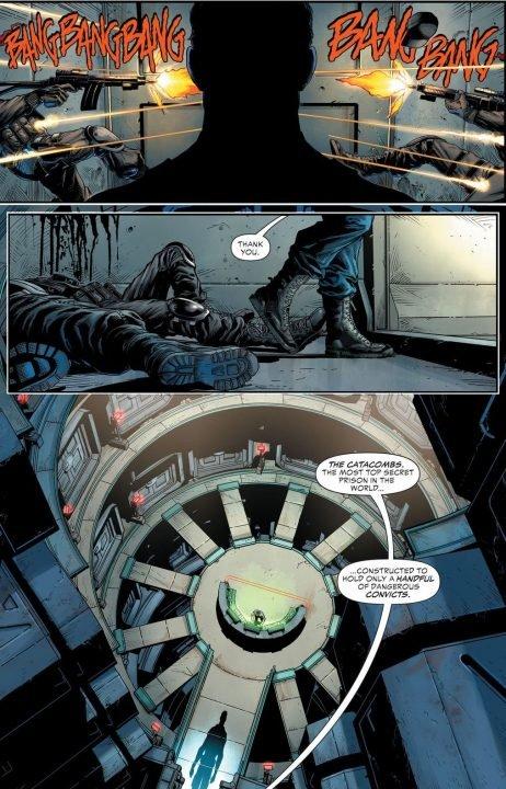 Justice League Vs. Suicide Squad Rebirth - Comic Review 2