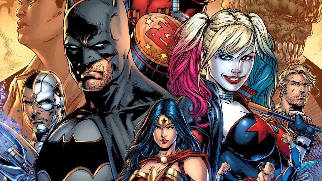 Justice League vs. Suicide Squad Rebirth - Comic Review
