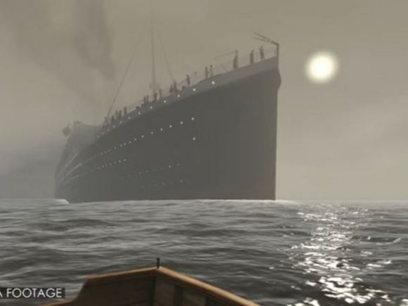 Kickstarter Launched For Titanic VR Experience
