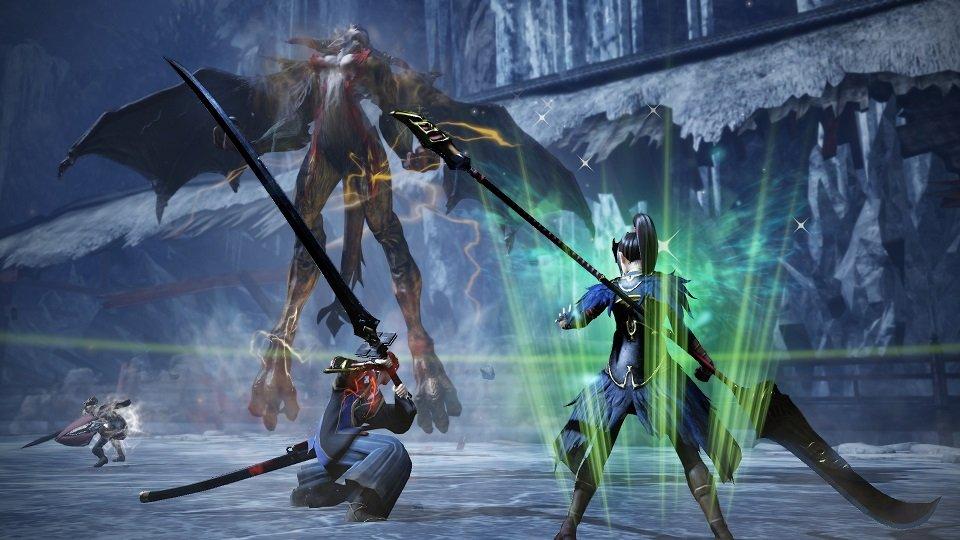 Koei Tecmo Releases New Info On Toukiden 2 3