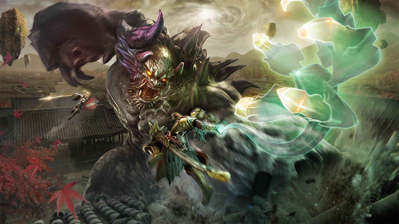 Koei Tecmo Releases New Info on Toukiden 2 1