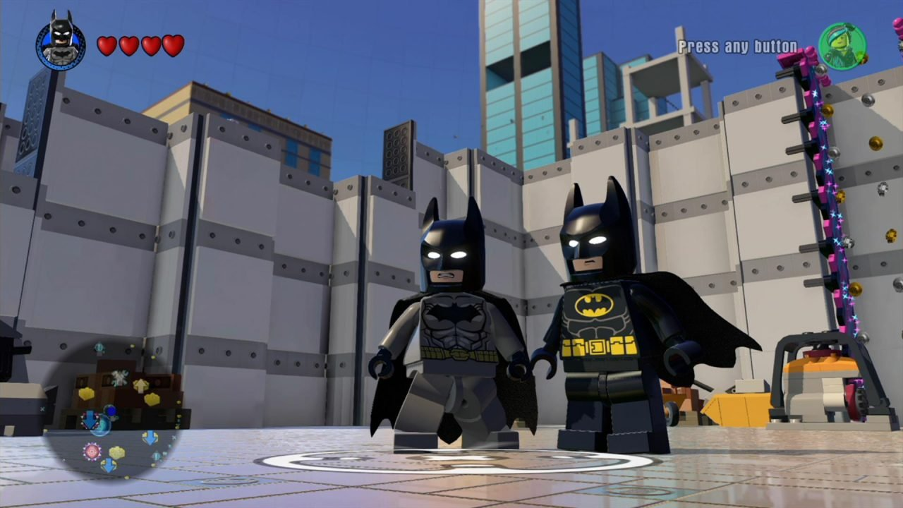 Lego Dimensions The Lego Batman Movie Story Pack Review Cgmagazine