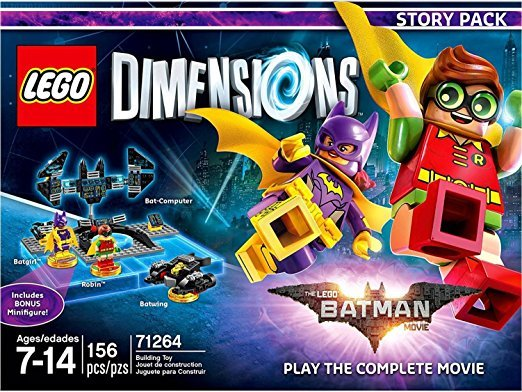 Lego Dimensions The Lego Batman Movie Story Pack Review 4