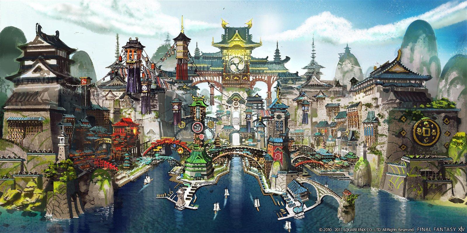 New Lands And Samurai Await In Final Fantasy Xiv: Stormblood 3