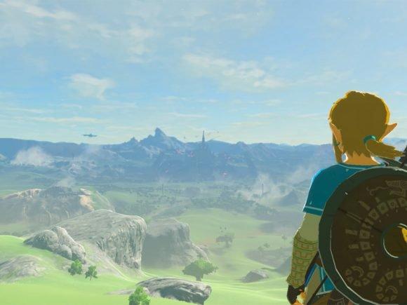Nintendo News: The Legend of Zelda: Breath of the Wild Developers to Host GDC Panel