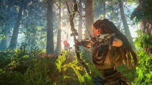 Picking Apart the World of Horizon Zero Dawn