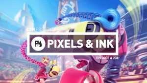 Pixels & Ink #234 - Switch and Rings