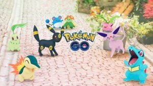 Pokémon Go Introducing New Pokemon, and New Features