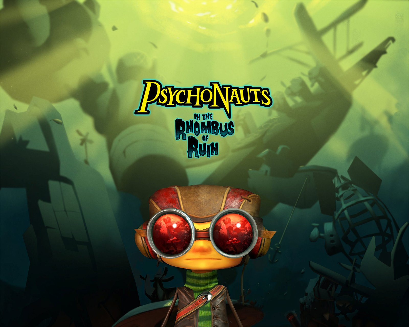 Psychonauts in the Rhombus of Ruin Review - A Disappointing Return 7
