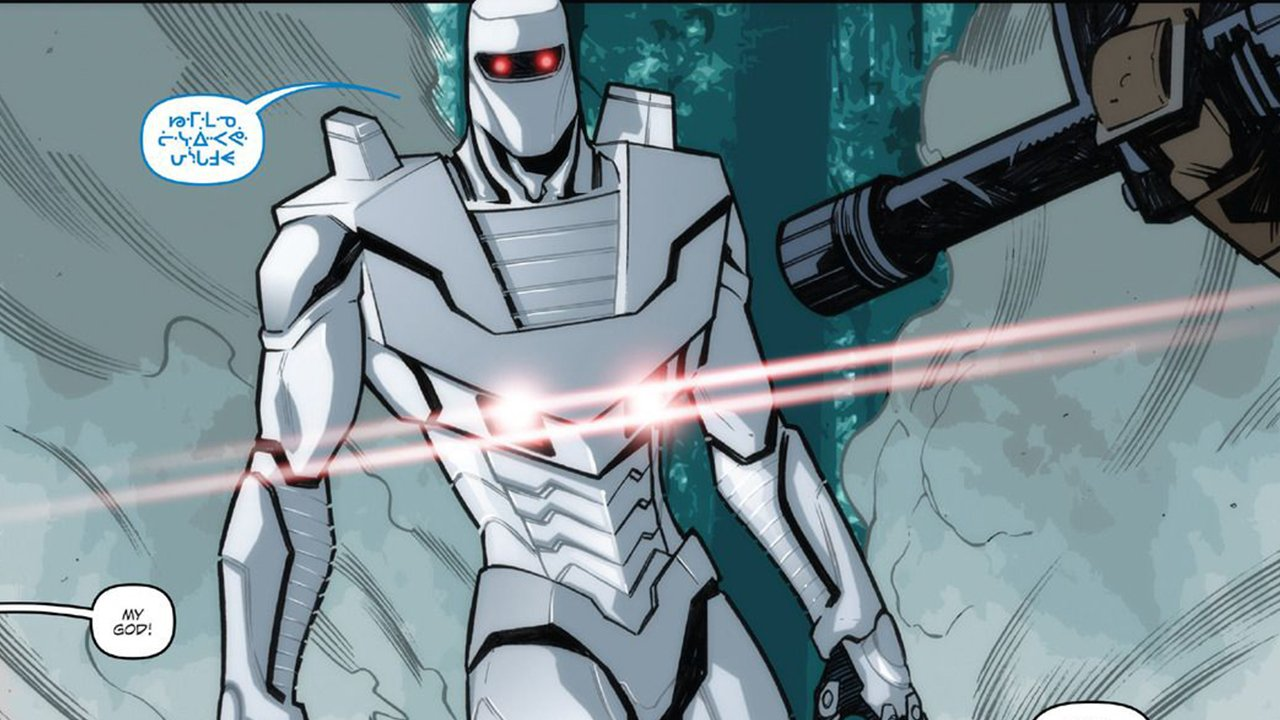 ROM #1-5 Comic Review - A Solid Start 1