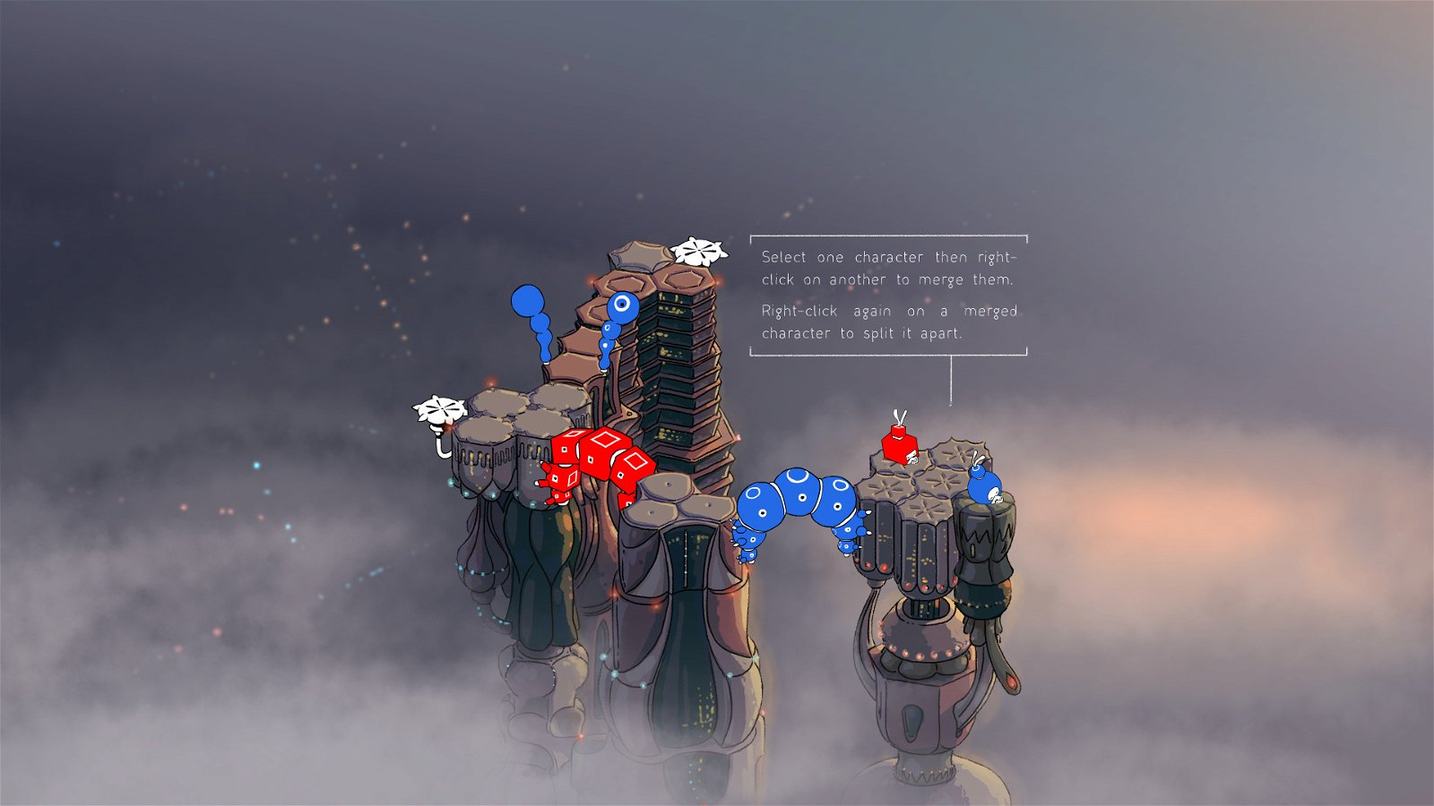 She Remembered Caterpillars - Beautiful Puzzler, Difficult Learning Curve 2