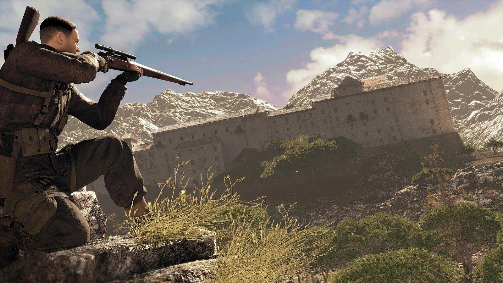 Sniper Elite 4 Review – A Perfect Shot 4