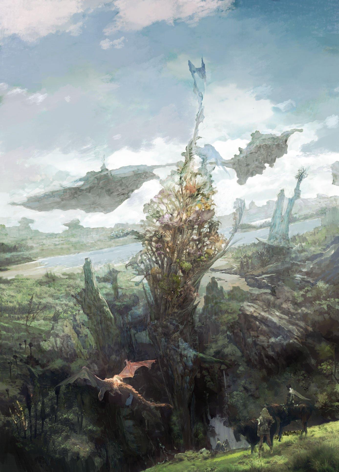 Square Enix Announces New Studio And Rpg