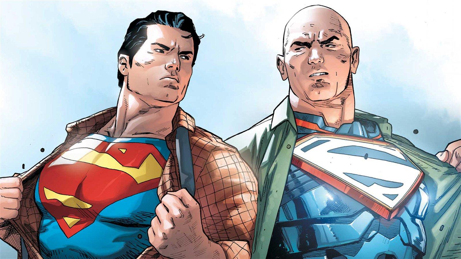 Superman Action Comics Rebirth: Men of Steel (Comic) Review 1