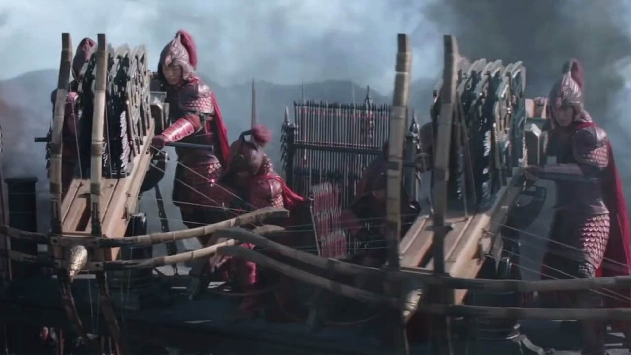 The Great Wall Movie Review - The Best Mat Damon Monster Movie Set In China 2