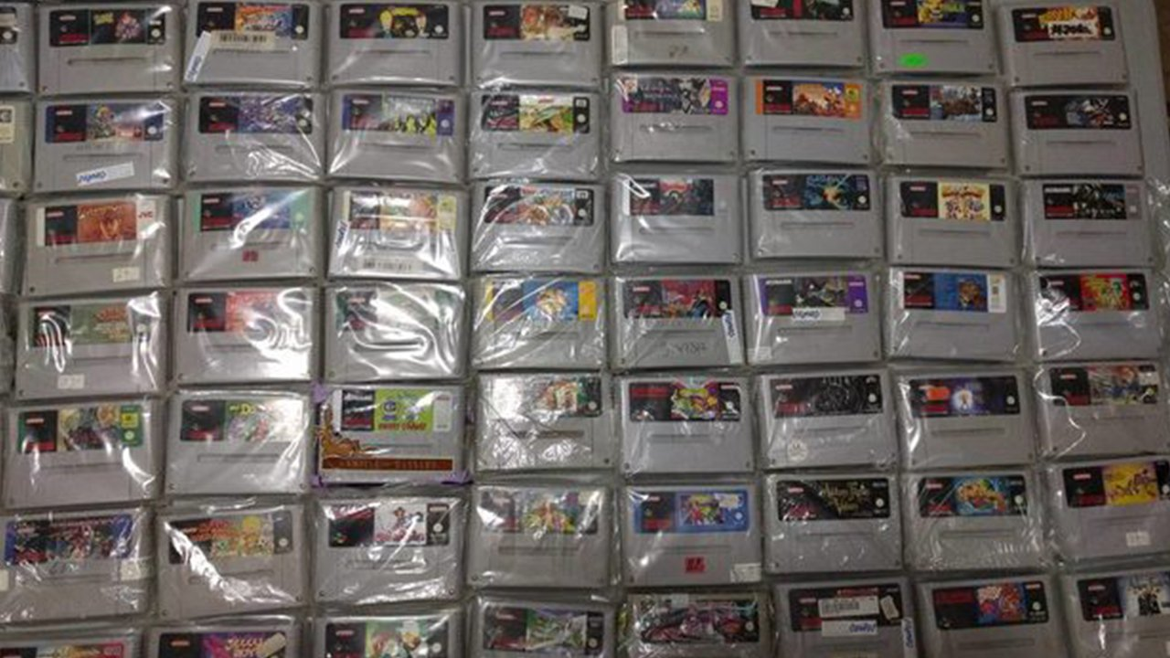 The Lost $10K SNES Game Package Has Been Found! 2