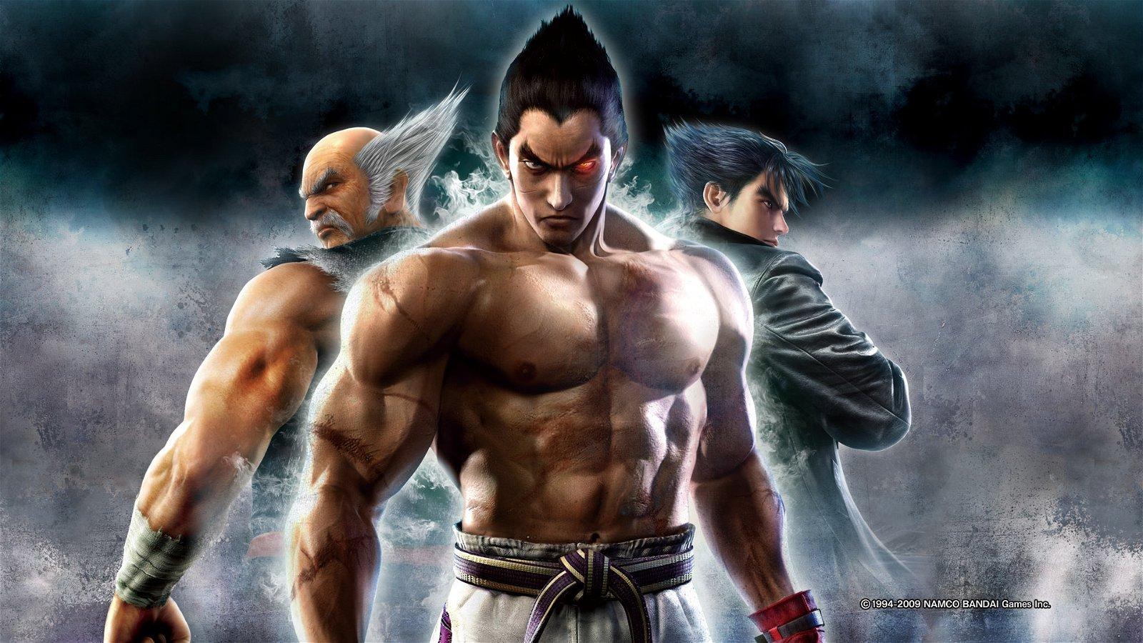 Titan to Produce a New Tekken Comic 1