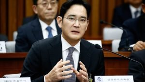 Vice Chairman of Samsung Lee Jae-yong Arrested