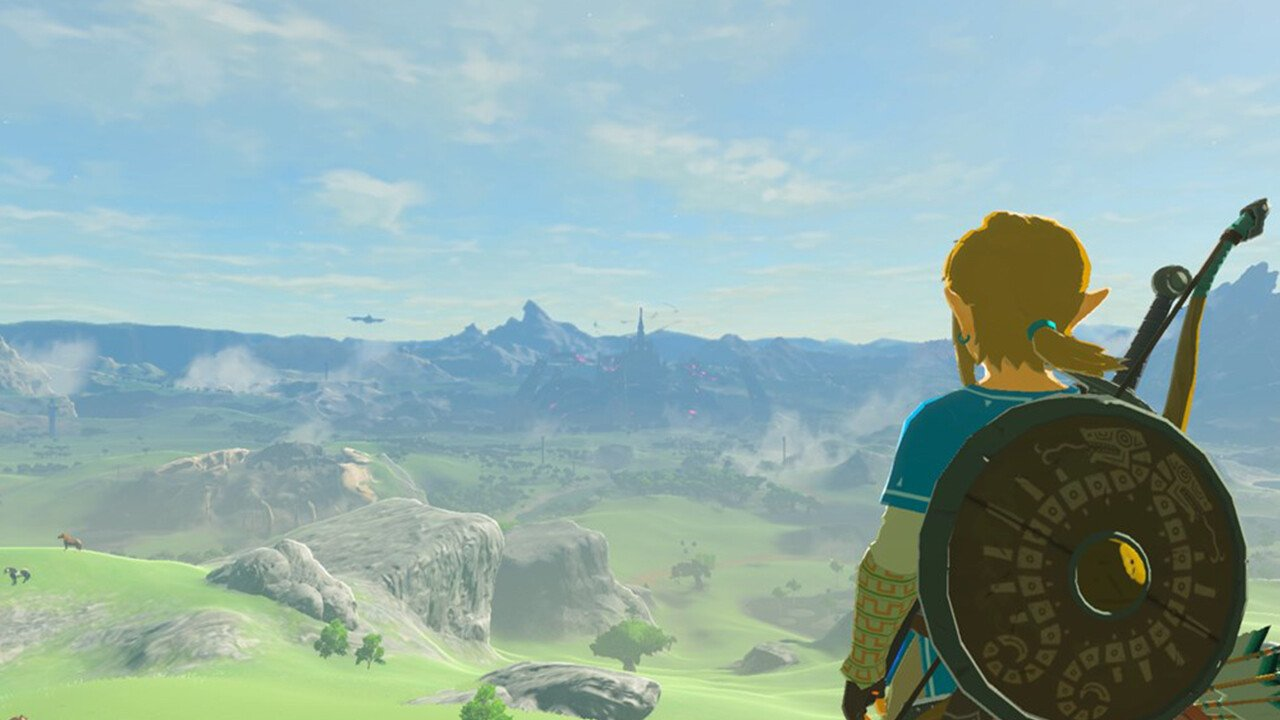Why We Love The Legend of Zelda: Breath of the Wild's Hyrule 1
