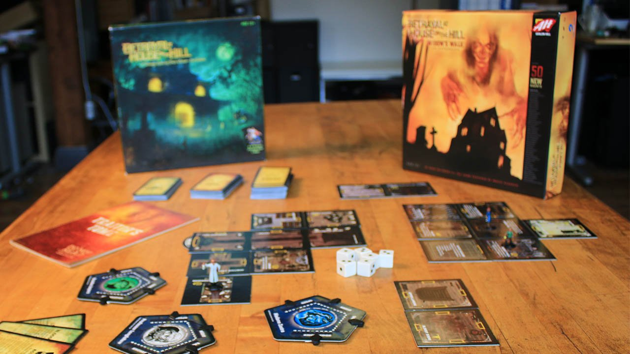 Betrayal At House On The Hill: Widow'S Walk - Board Game Review