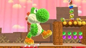 Poochy & Yoshi's Woolly World Review - Adorably Fun