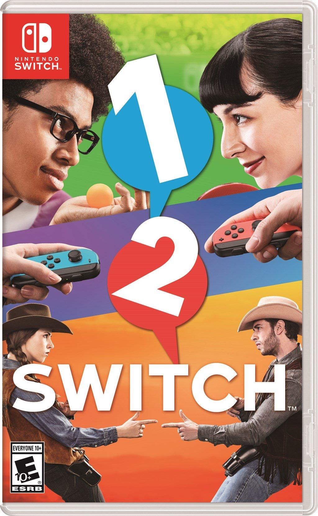 1-2 Switch Review – An all right commercial 6