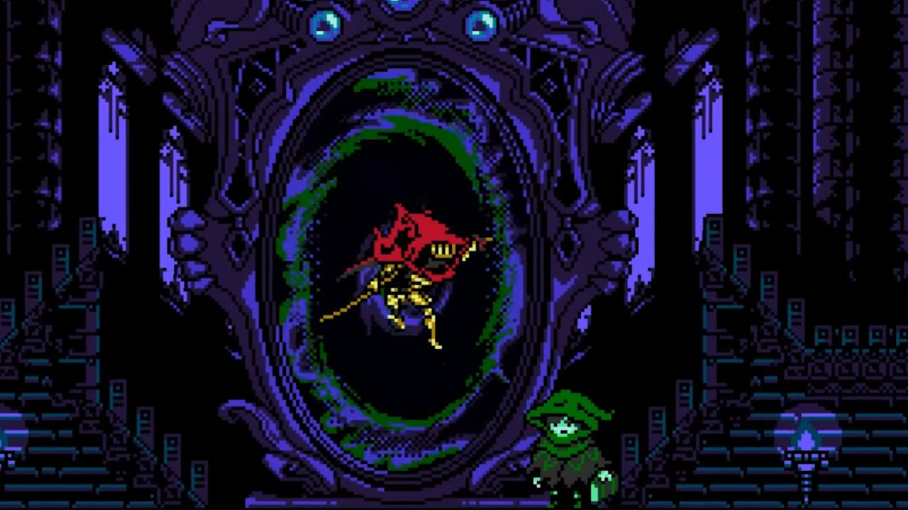 Shovel Knight: Specter of Torment Switch Review 2