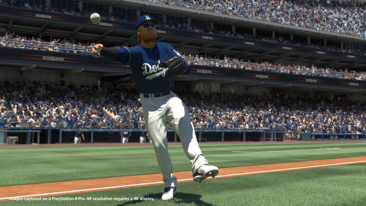 MLB: The Show 17 Review - The Definitive MLB Experience