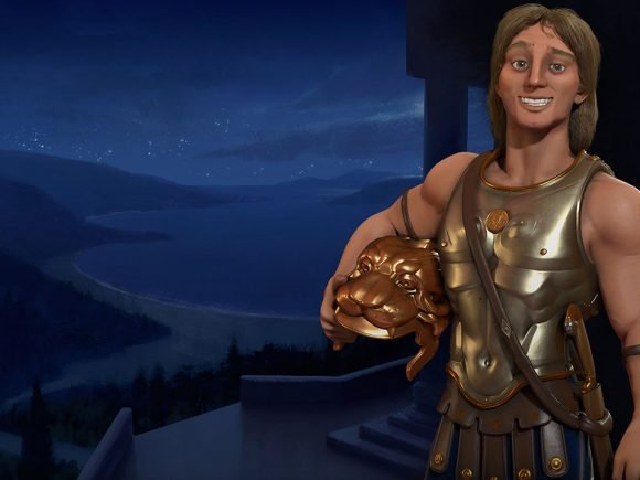 Alexander the Great Coming to Civilizations VI
