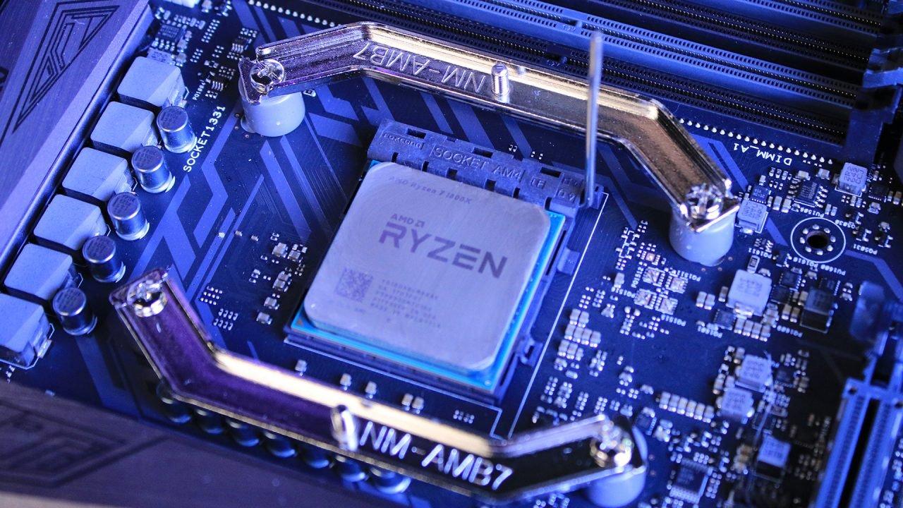 AMD Ryzen 7 1800X (Hardware) Review 1