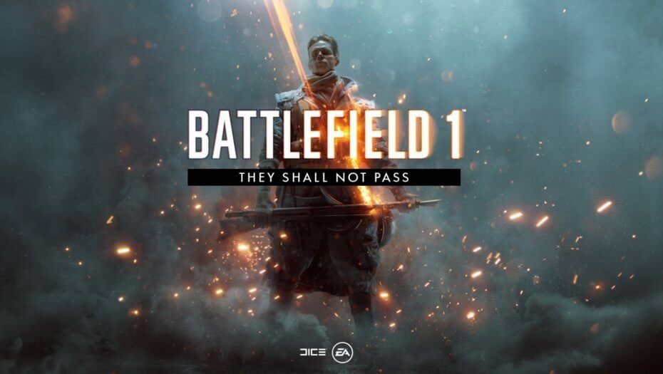 """Battlefield 1 - """"They Shall Not Pass"""" Review 4"""