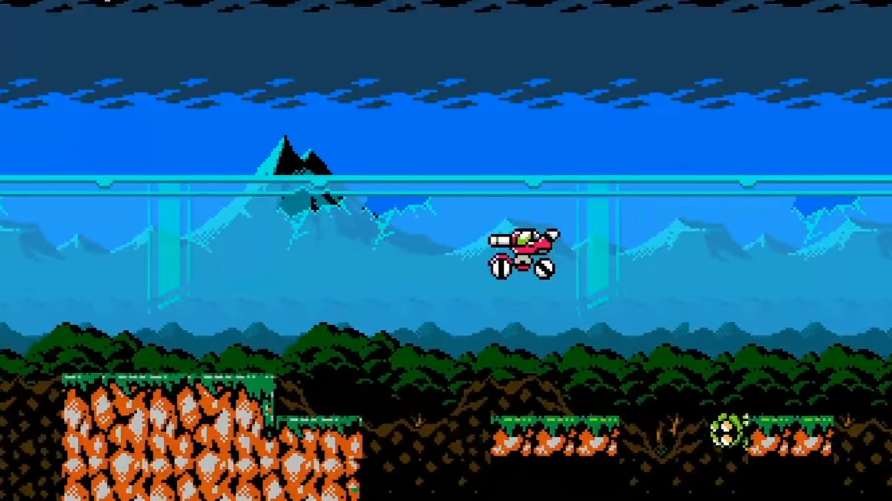 Blaster Master Zero Review - A Deserving Classic Reboot 6