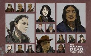 Disruptor Beam talks The Walking Dead: March to War 1