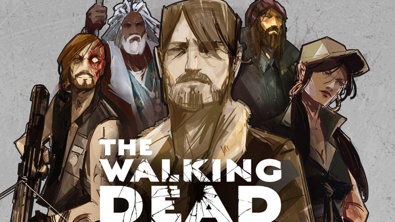 Disruptor Beam talks The Walking Dead: March to War
