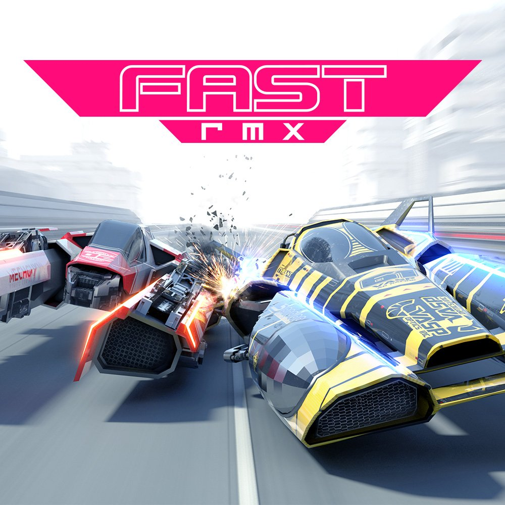 Fast RMX Switch Review - One Part Wipeout One Part F-Zero 6
