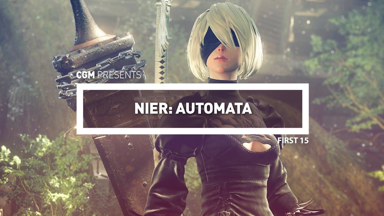 First 15 - NieR: Automata