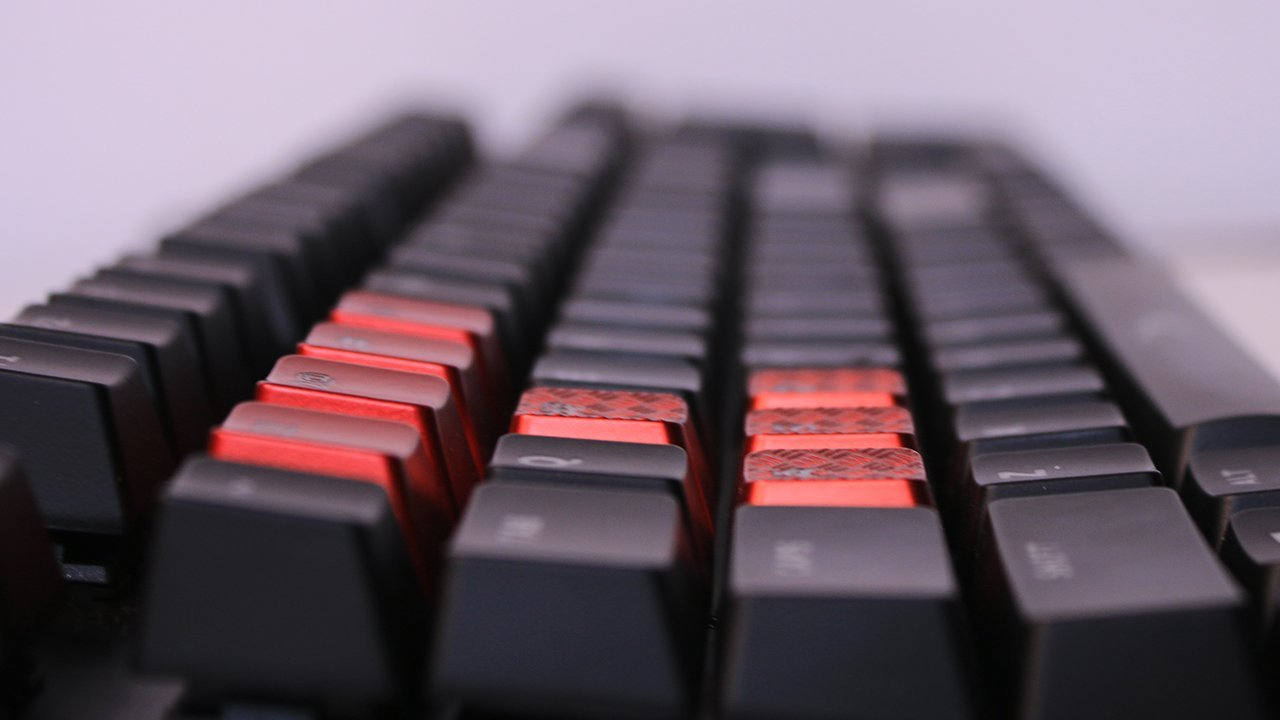 HyperX Alloy FPS Hardware Review 1