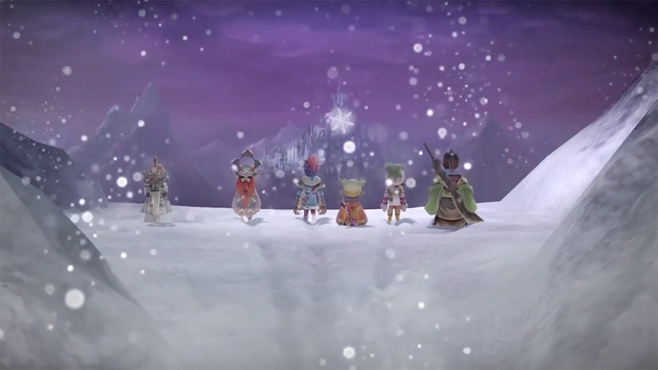 I Am Setsuna Switch Review - Making A New Home